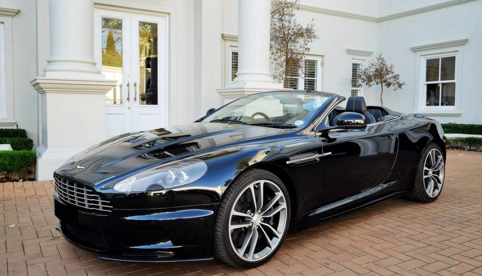 Aston Martin | DBS Volante
